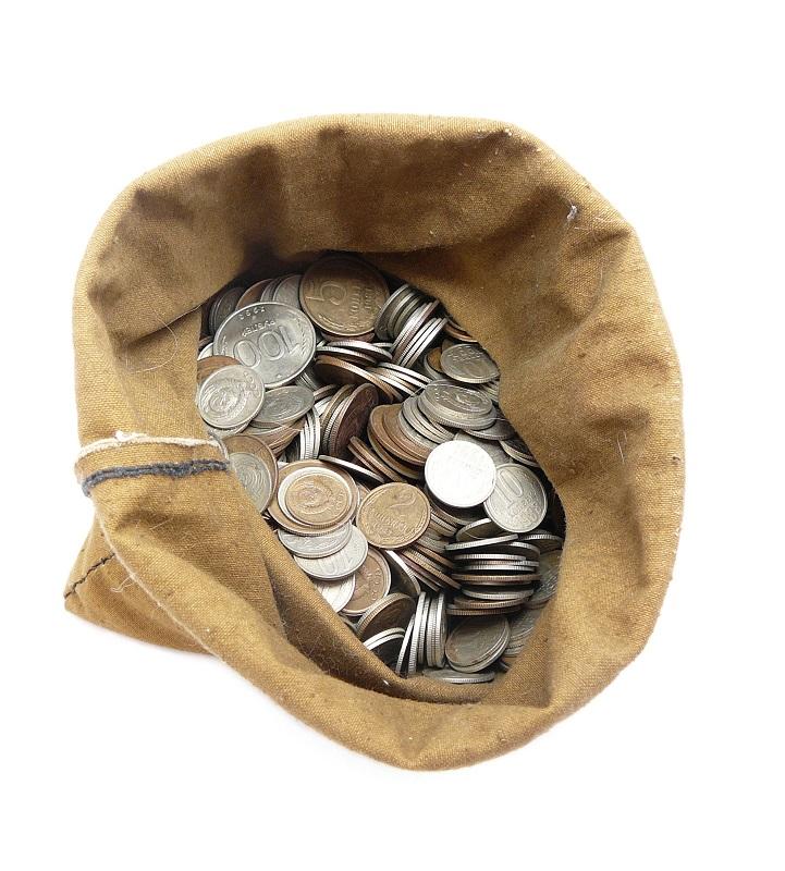 картинки мешков с монетами фотограф может